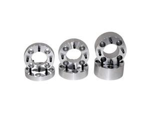 QUADBOSS WHEEL SPACERS WITH 4/115 BOLT PATTERN AND 1 INCH SPACERS