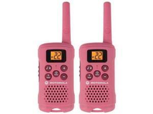 Motorola MOT-MG167A Motorola 16 mile FRS in Pink