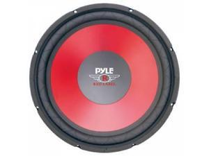 Pyle PLW15RD Woofer - Red - 1000 W PMPO - 1 Pack 4 Ohm - 15 Woofer