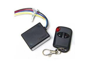 Logisys RM01IC Shock Resistant IC Controlled 12VDC Remote
