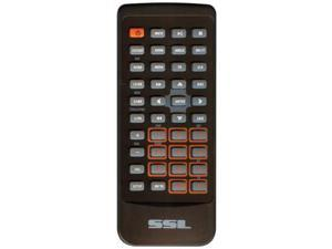 Sstorm Dd888 Soundstorm 7 Ddin Touchscreen Receiver Remote
