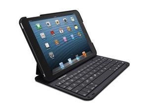 Kensington K39796US Folio Keyboard for iPad mini - Thin Protective Cover   Stand