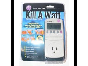 P3 INTERNATIONAL P3-P4400 Kill-A-Watt Electric Usage Monitor