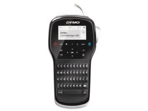 Dymo LabelManager 280 Label Maker - Tape Label - 0.25 0.37 0.50 QWERTY Underline Auto Power Off