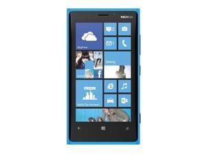 Nokia Lumia 920 LTE AT&T 32GB Smartphone - Cyan Blue