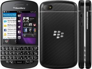 BlackBerry Q10 16GB Unlocked Smartphone - Black