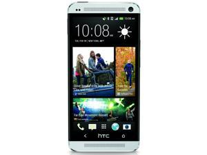 HTC One 32GB 4G LTE AT&T Unlocked GSM Android Phone w/ Beats Audio - RB - Silver