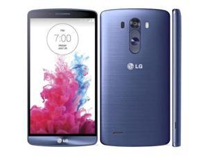 LG G3 LS990 Blue Sprint Android 4G LTE Smart Phone