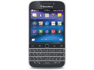 BlackBerry Classic Black Unlocked Phone - 16GB TouchScreen Qwerty Phone