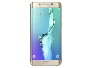 Samsung Galaxy S6 Edge Plus G928v GOLD 32GB Verizon + GSM Factory Unlocked 4G LTE 16MP Camera Smart Phone