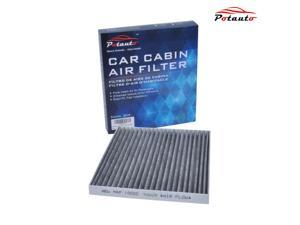 POTAUTO MAP 1002C Heavy Active Carbon Car Cabin Air Filter Replacement compatible with Toyota, Corolla, Matrix