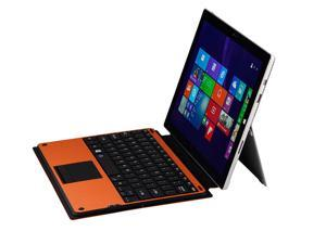niceEshop®  Removable Type Cover Bluetooth Keyboard for Microsoft Surface Pro 3 / Surface Pro 4,(Multicolor)
