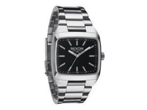 Nixon Mens Manual II Stainless Steel Analog Watch A244-000-00