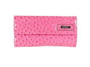 Kenneth Cole Reaction Womens Clutch With Coin Purse, Coral