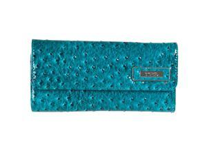 Kenneth Cole Reaction Womens Clutch With Coin Purse, Teal