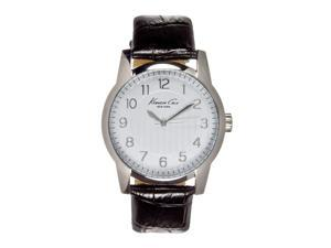 Kenneth Cole New York Men's Grey Dial Quartz Watch with Additional Strap