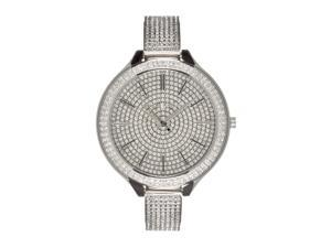 Michael Kors Women's Runway Stainless Steel Glitz Watch