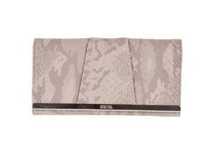 Kenneth Cole Reaction Womens Barcelona Clutch, Taupe