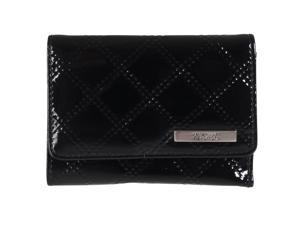 Kenneth Cole Reaction Womens Quilted Indexer Wallet, Black