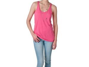 Next Level Apparel Women's Premium Tri-Blend Racerback Tank, Vintage Pink, Size X-Small