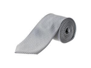 Republic Men's Patterned Woven Microfiber Tie