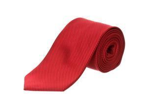 Republic Men's Solid Woven Microfiber Tie