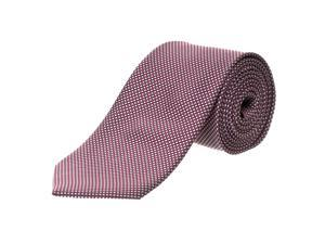 Republic Men's Checkered Woven Microfiber Tie