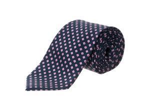 Republic Men's Patterned Woven Microfiber Tie