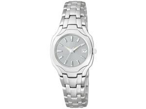 Citizen Womens Eco-Drive Stainless Steel Analog Quartz Watch EW1250-54A