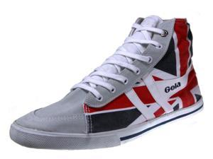 Gola Quota High Union Jack Women's Canvas Sneaker