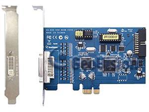 GeoVision GV650-8 | 8-Channel DVI Type PCI Express B Capture Card