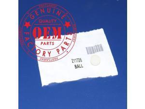 OEM Whirlpool Kenmore Washer Hinge Ball 211726 New