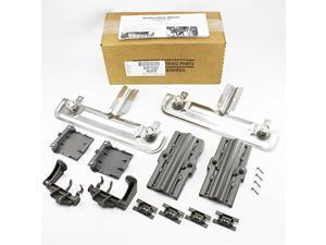 W10712394 Factory Original OEM Whirlpool Adjuster Kit Replacement Numbers W10253546 W10350376 AP5956100