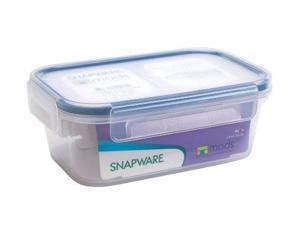 Snapware Leak-Proof Food Containers, Polypropylene, 16 oz