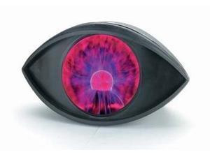 Tabletop Plasma Ball w 9-Inch Wide Eye-Shaped Frame