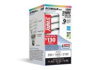 150-Watt Equivalent 3-Way Cfl Bulb Feit Light Bulbs ESL50150TD 017801860986