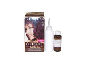 colorsilk Beautiful Color #34 Deep Burgundy - 1 Application Hair Color