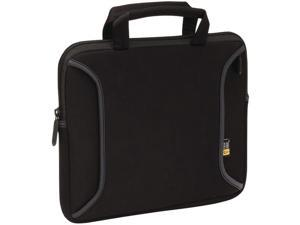 "Case Logic LNEO-12Black Case Logic LNEO-12 Notebook Attache Case - 11.6"" to 12"" Screen Support - Black"