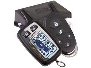 Astra Astra1000rs-2w-1-dbp Remote Starter With Keyless Entry & Data Port (1 Lcd Remote & One 5-button Remote)