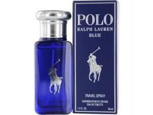 POLO BLUE by Ralph Lauren EDT SPRAY 1 OZ (TRAVEL SIZE) for MEN