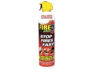 Max Pro Fg-007-102 Fire Gone(tm) Fire Suppressant