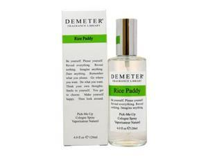 Rice Paddy By Demeter - 4 oz Cologne Spray For Unisex
