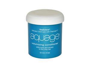 Aquage U-HC-4488 SeaExtend Ultimate ColorCare with Thermal-V Volumizing Conditioner - 16 oz - Conditioner
