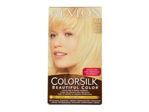 Revlon U-HC-1956 ColorSilk Beautiful Color No.03 Ultra Light Sun Blonde - 1 Application - Hair Color