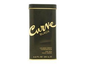 Curve Black By Liz Claiborne - 4.2 oz Cologne Spray For Men