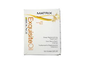 Biolage Exquisite Oil Deep Replenishing Treatment By Matrix - 10x10 ml Treatment For Unisex