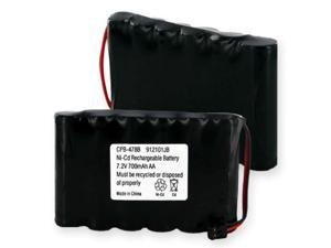 Empire Battery CPB-478B Replaces PANASONIC P-P507A NCAD 700mAh