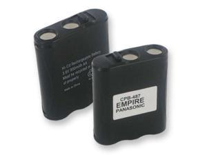 Empire Battery CPB-487 Replaces PANASONIC P-P511 NCAD 900mAh