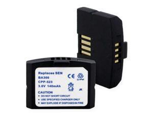 Empire Battery CPP-523 Replaces SENNHEISER BA300 LI-POL 140mAh