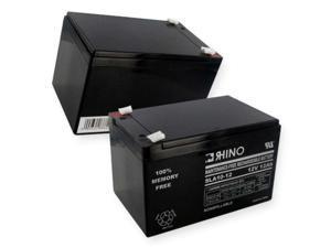 Rhino SLA 10-12 Battery Fits Data Shield 400 AT5000 TURBO 2-450